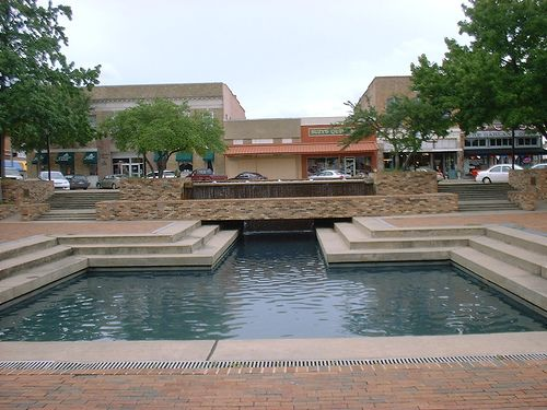 The Historic Downtown Garland Square Garland Texas Dallas Fort Worth Downtown