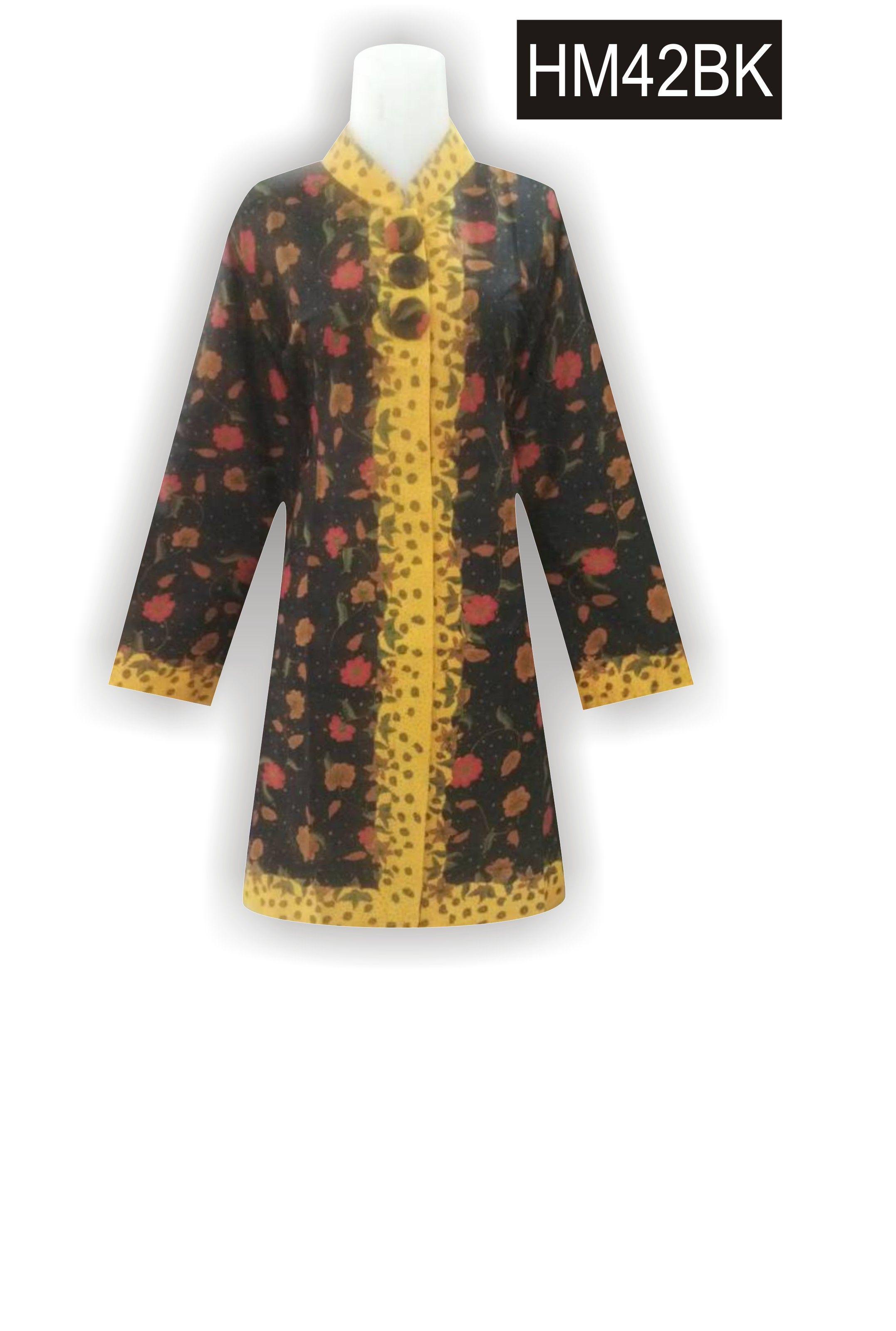 Pin oleh Toko Online Haliza Batik, Gros di Blus Batik ...