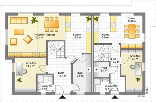 Zweimal ein schönes Zuhause in 2020 Haus, Schöne zuhause