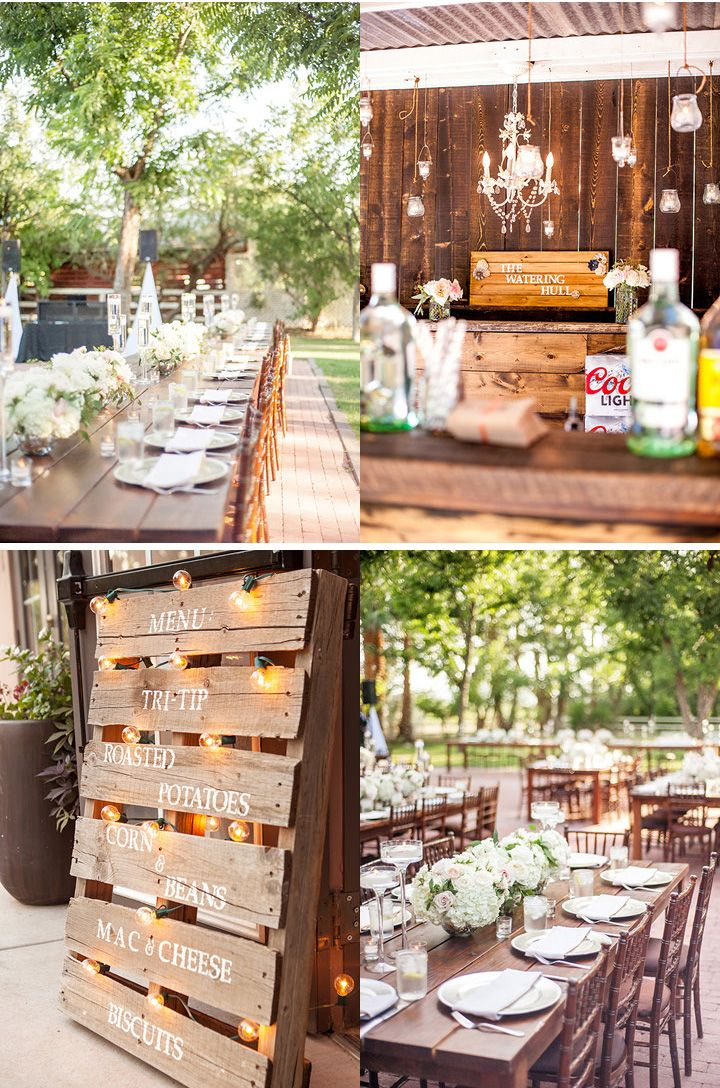 Amanda And Lucas Country Fairytale Wedding At Venue The Grove Arizona Weddings