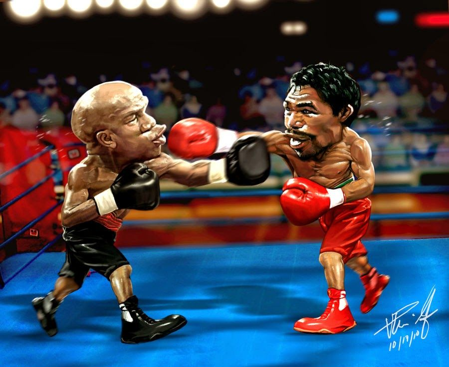 The Numbers Magazine: Mayweather vs Pacquiao Is Actually Showtime vs HBO...