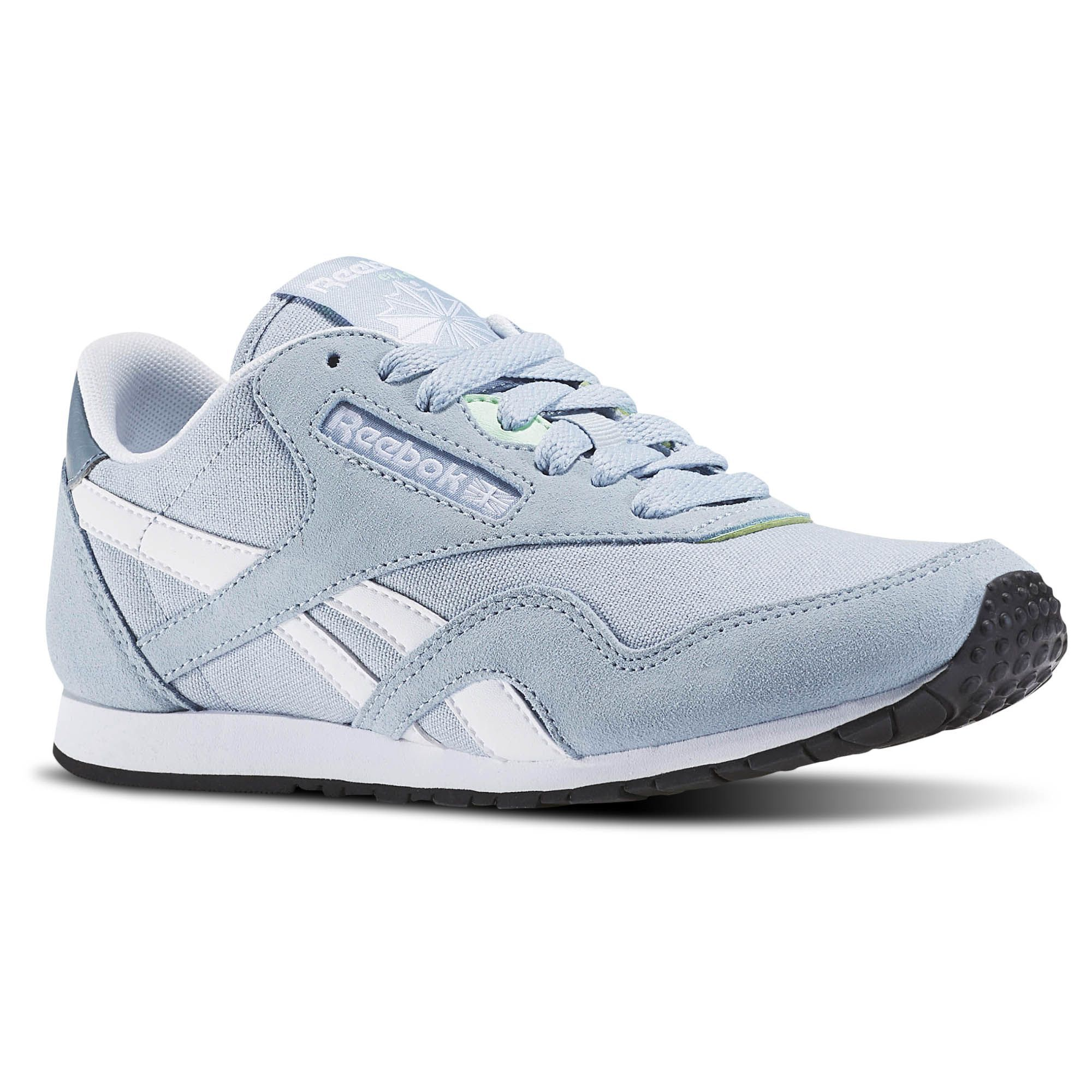 Reebok BD1784 CL NYLON SLIM HV Gri Bayan Yürüyüş Koşu Ayakkabısı