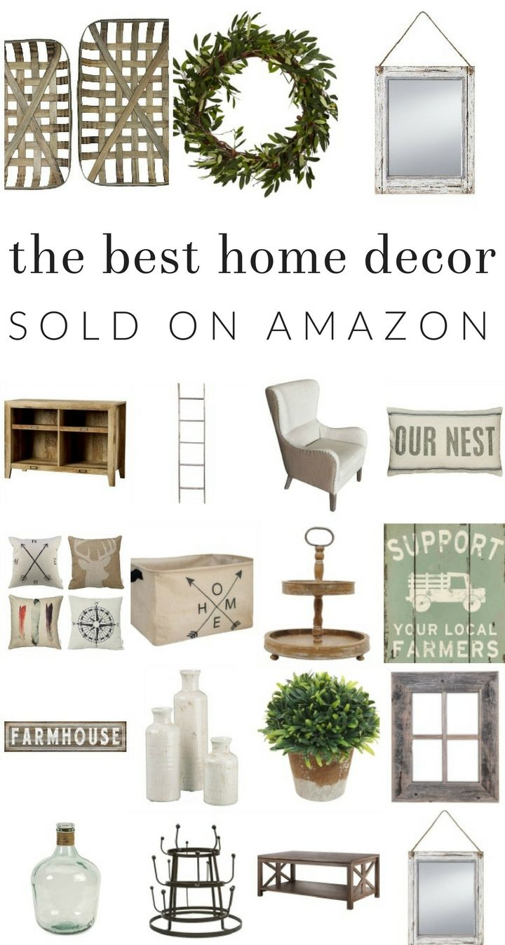 Discover an amazing and inexpensive resource for decorating your home amazon home decor finds