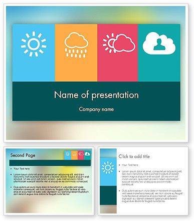 http://www.poweredtemplate.com/11857/0/index.html Weather Icons ...