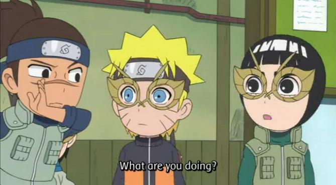 Rock Lee & His Ninja Pals, Episode 27 Anime, All anime