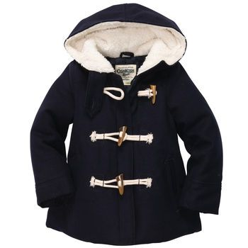 Toggle Coat (Oshkosh) | Cute Baby Ideas | Pinterest | Babies ...