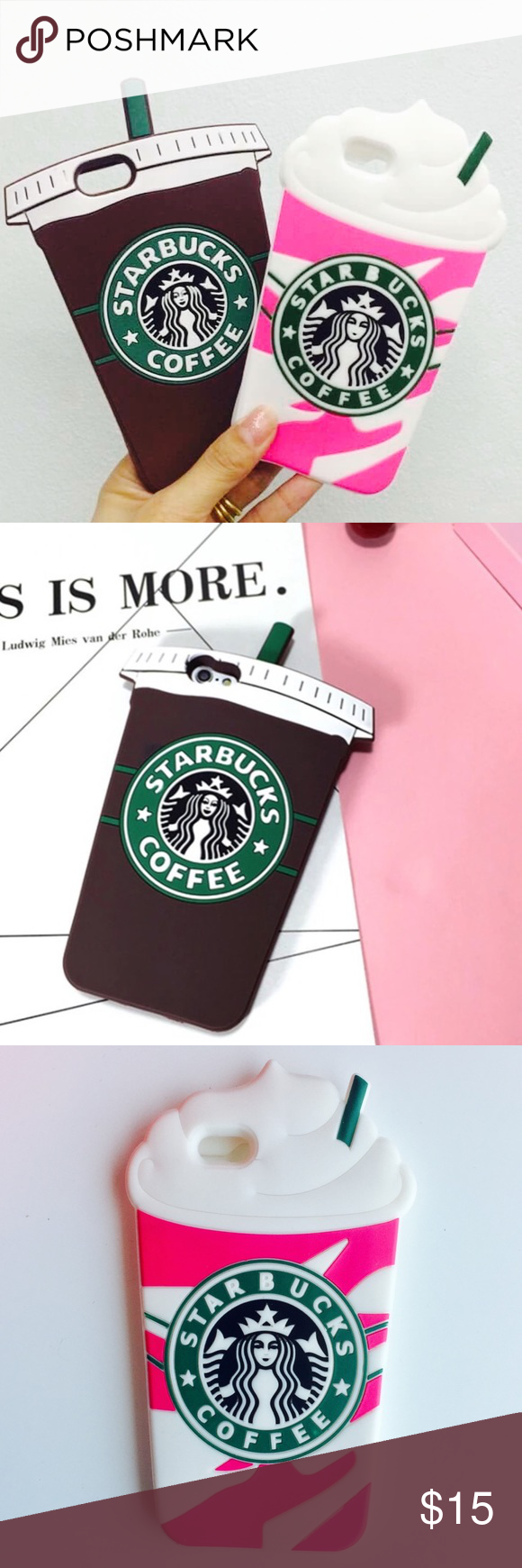 Starbucks Coffee Cup Iphone case Boutique Starbucks