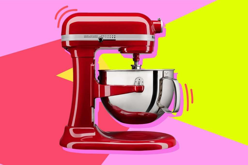 This fancy kitchenaid is 25 off today only on amazon