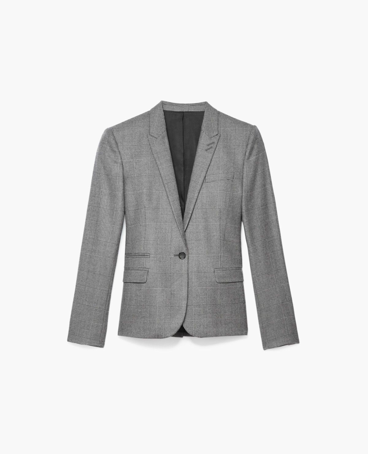 Veste de costume Prince-de-Galles - Vestes - The Kooples