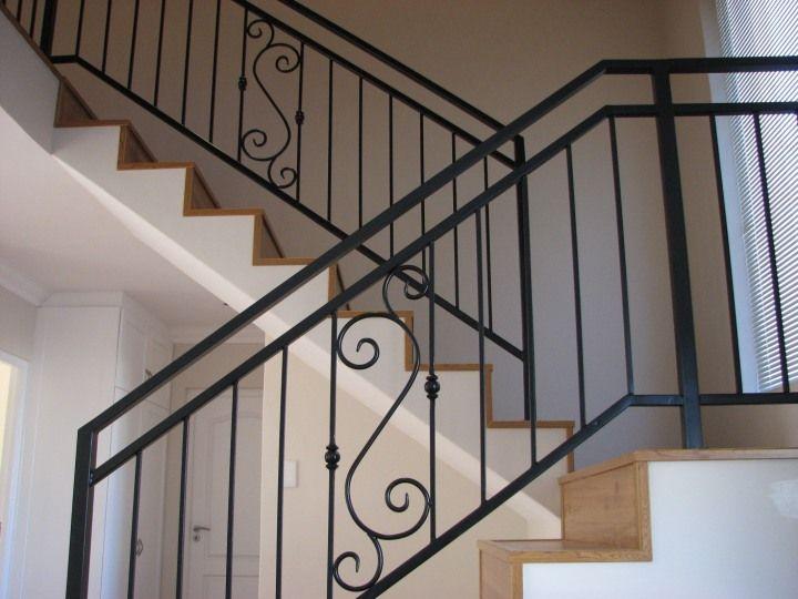 Stairs escalera en 2019 pinterest balcones de herreria herreria artistica y barandales de - Escaleras hierro forjado ...
