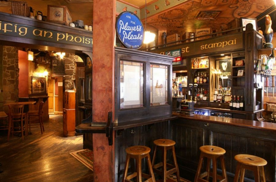 Restaurant Design Ireland : Irish room decor the mother of all pubs in chicago