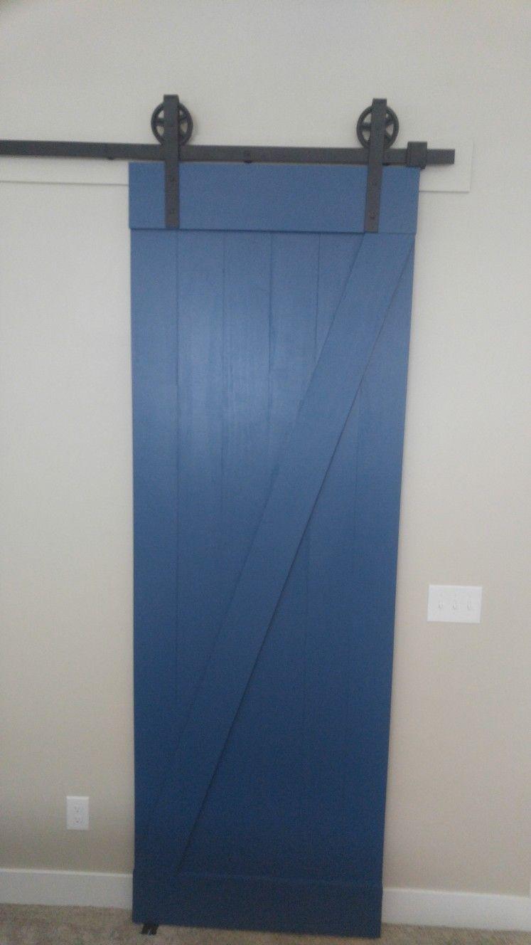 34 X 96 Z Barn Door