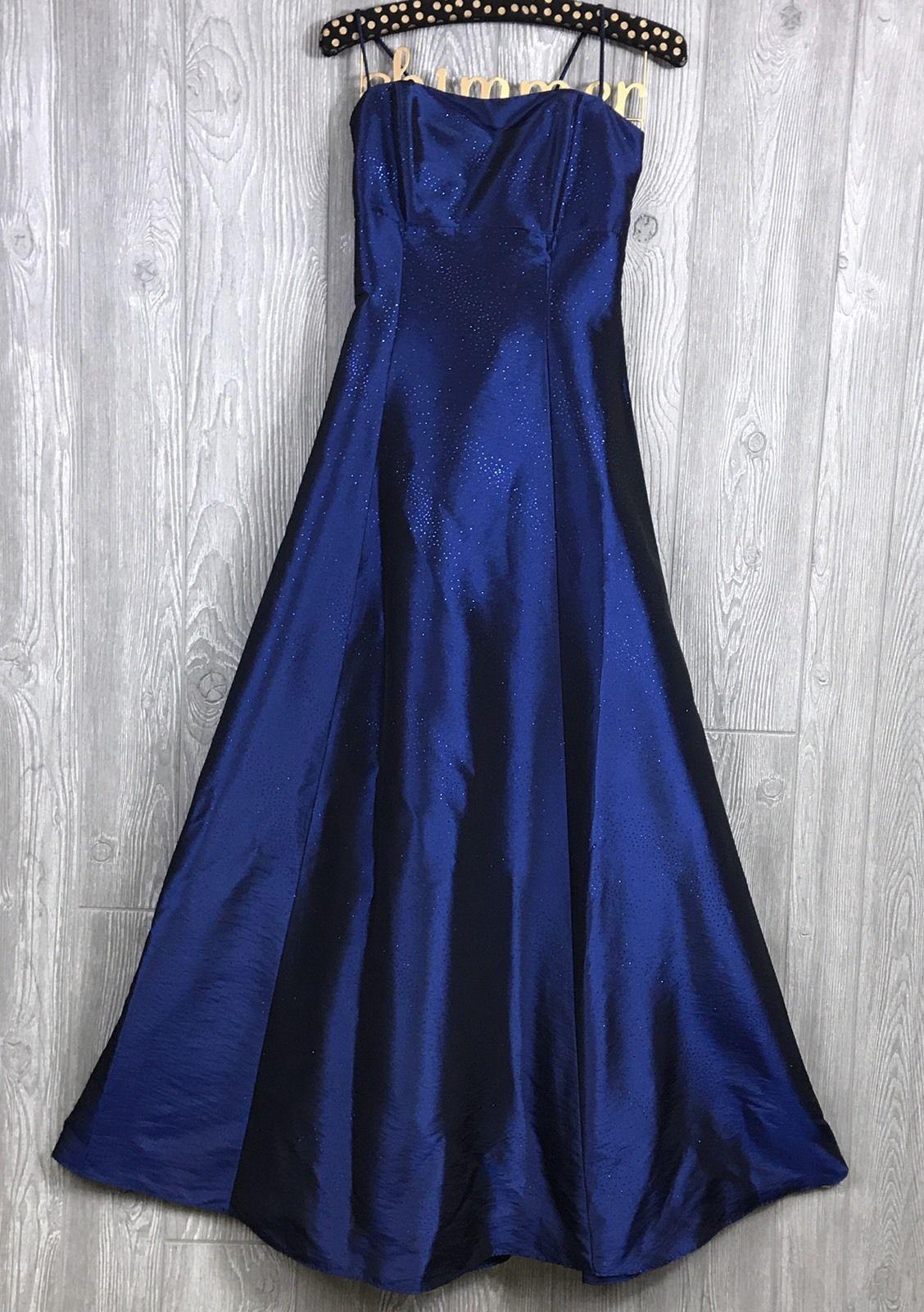 Awesome awesome zum zum prom dress midnight summer dream blue