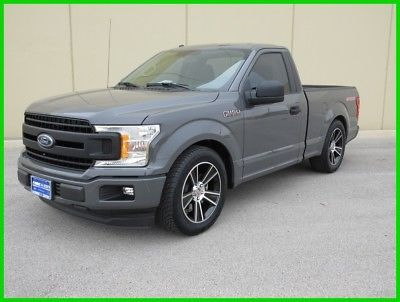 2018 Ford F 150 Reg Cab V8 Not A Lightning Or Tremor 2018 Ford