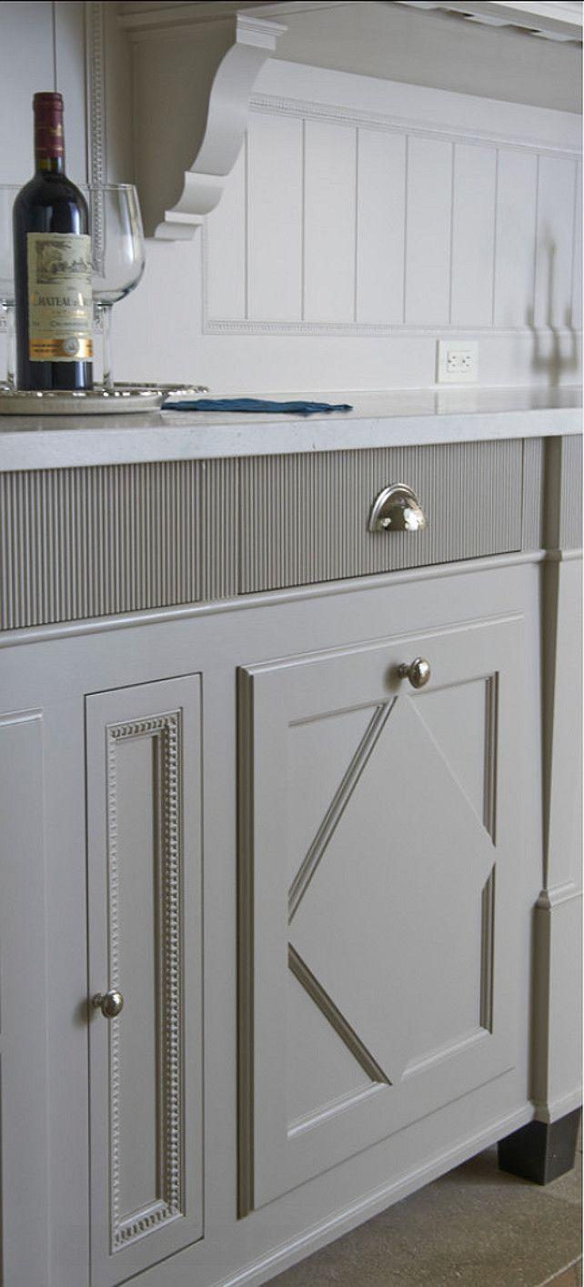 Benjamin Moore Rockport Gray | Kitchens | House design ...