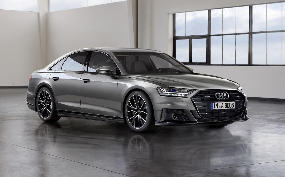 2020 Audi A8 Gets Predictive Active Suspension Audi A8 Audi Audi Cars
