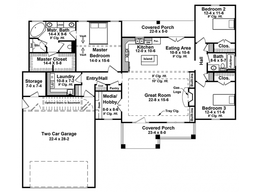 Great EPlans Craftsman House Plan U2013 Enticing Exterior U2013 1801 Square Feet And 3  Bedrooms From EPlans U2013 House Plan Code