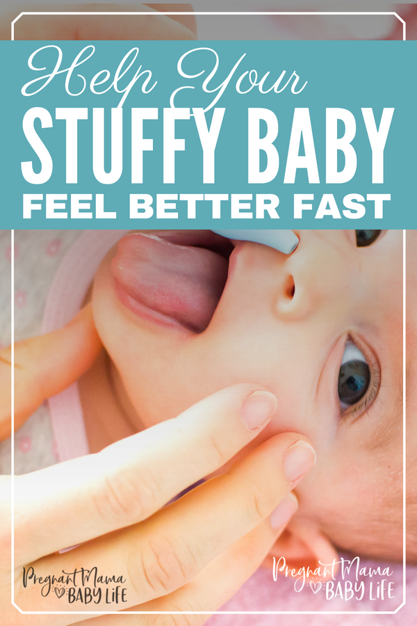 Baby Has A Stuffy Nose Help Them Feel Better Fast With These Home Remedies Baby Cough Remedies Congested Baby Sick Baby