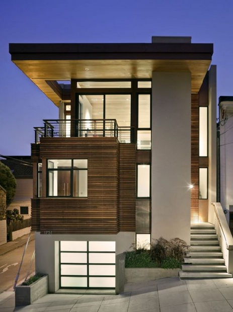 modern tiny house design two floors were beautiful and comfortable