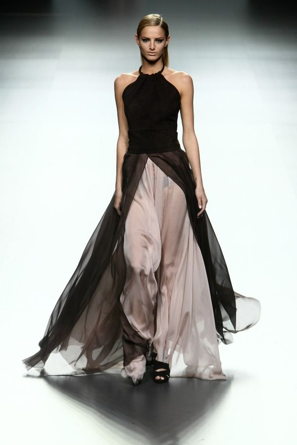Mercedes-Benz Fashion Week Madrid - Roberto Torreta oh how i wish i could own something like this