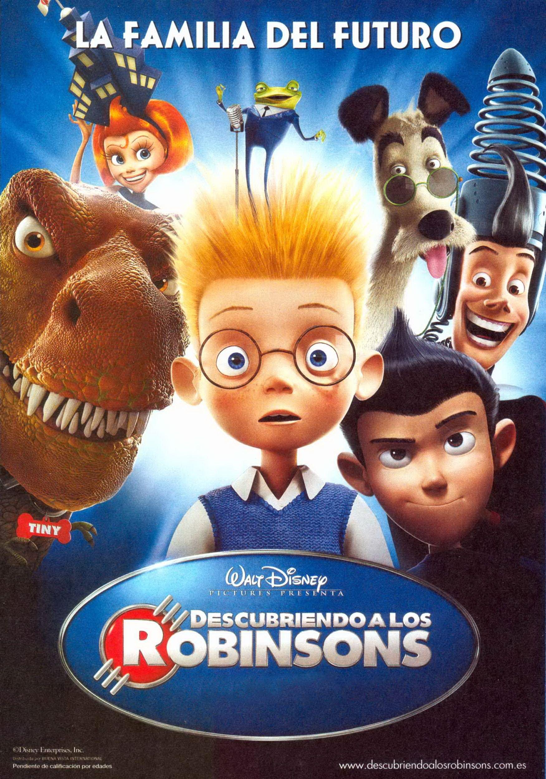 Descubriendo A Los Robinsons Descubriendo A Los Robinsons Cine Para Niños Peliculas Infantiles De Disney