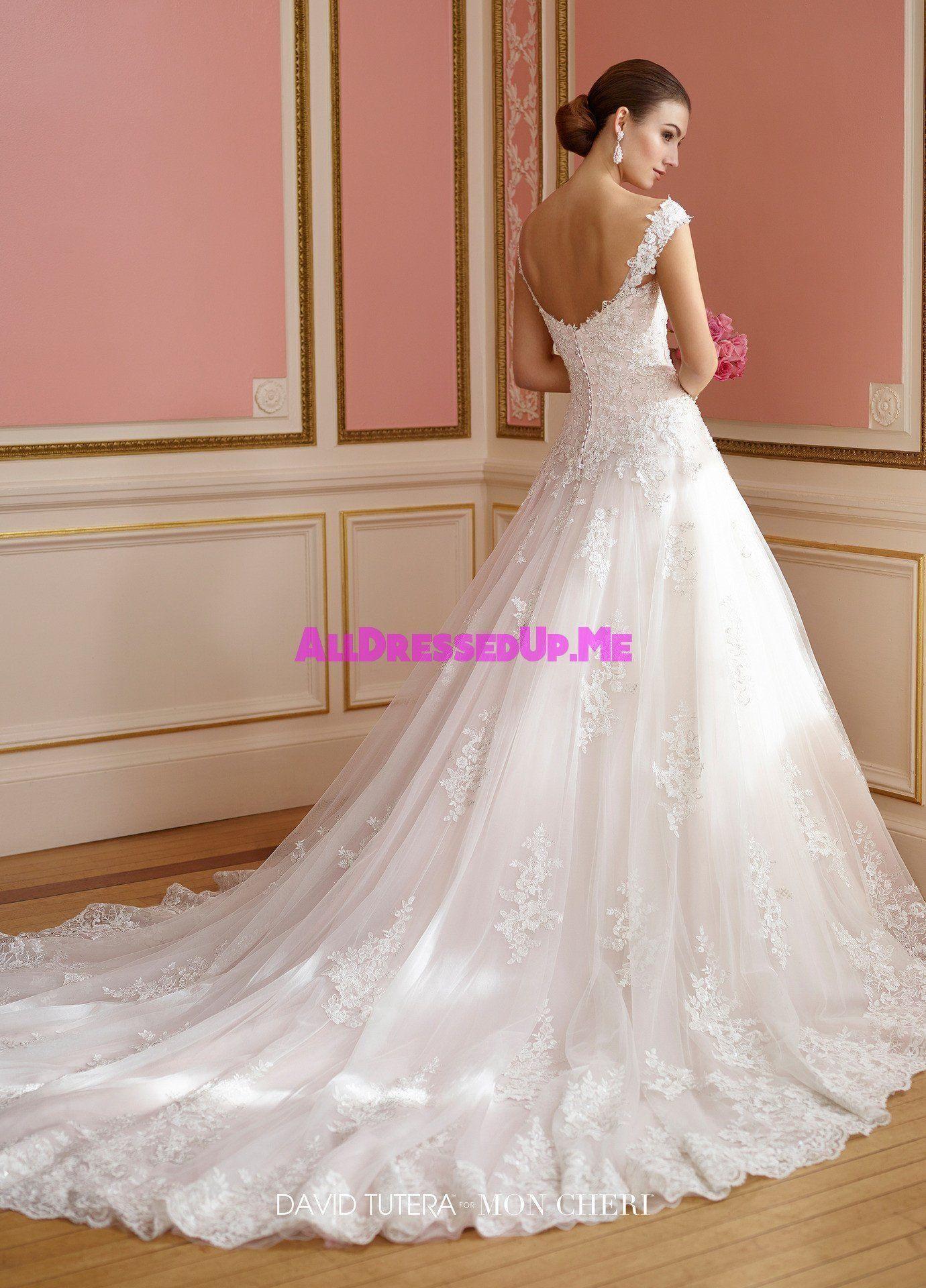 4d28c8a0797f2 Last Dress In Stock; Size: 18, Color: Ivory - Martin Thornburg - 217210 -  Nellie - Mon Cheri - 18 - Wedding Gowns Dresses Chattanooga Hixson Shops  Boutiques ...