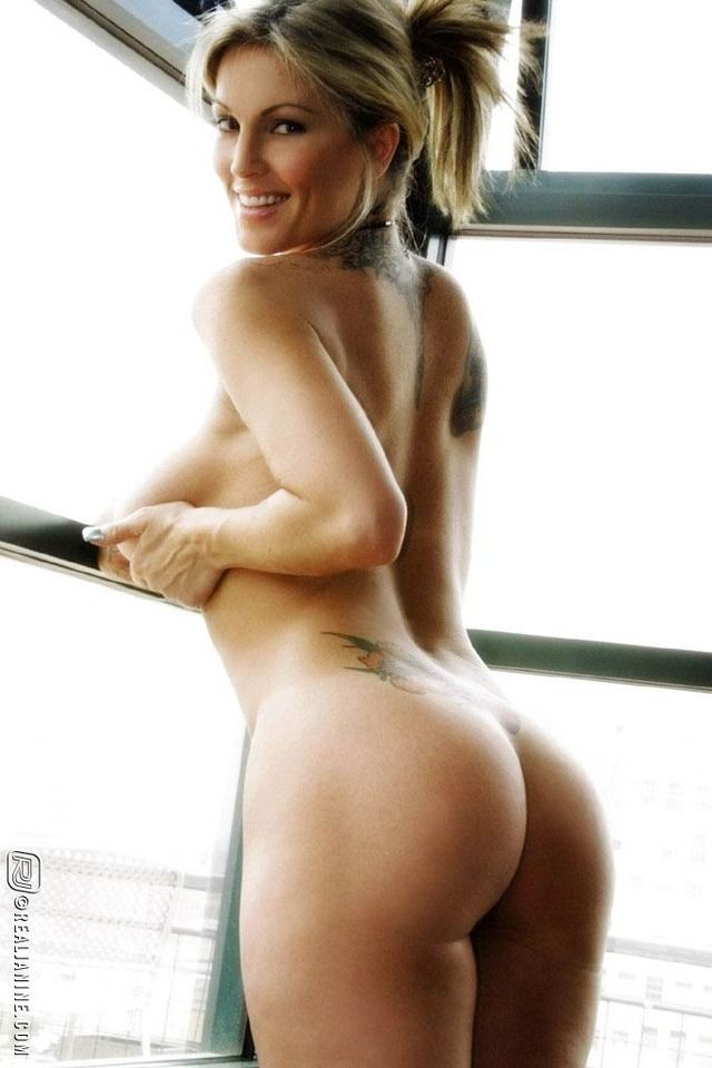Nude janine lindemulder for that