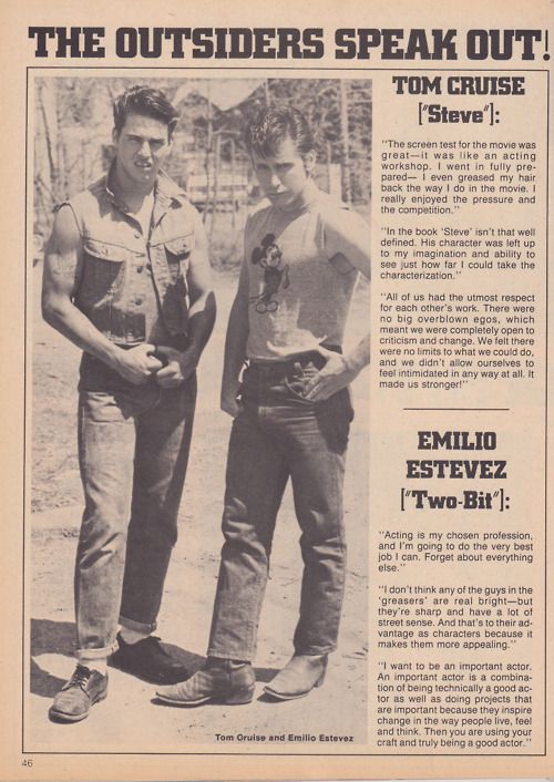 The outsiders english teaching the outsiders pinterest school the outsiders photo the outsiders fandeluxe Images