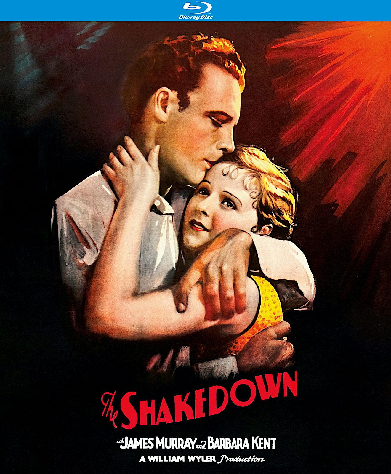 The Shakedown Blu Ray Kino Lorber In 2020 Blu Blu Ray Movie Posters