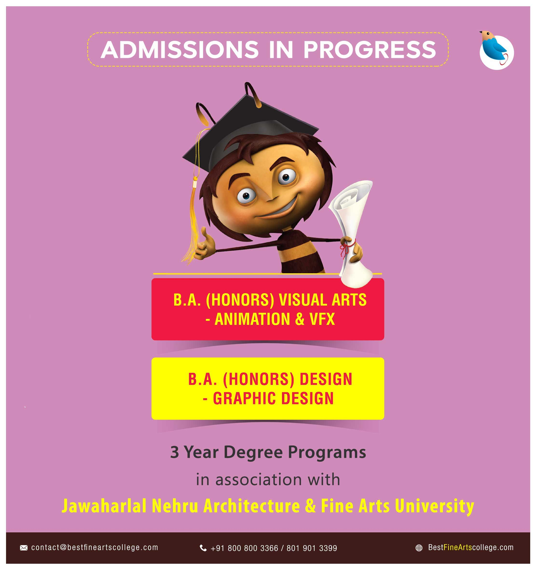 multimedia artists and animators colleges