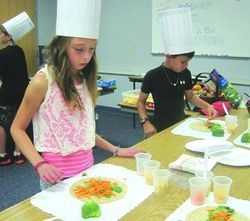 'Kids in the Kitchen' taste a rainbow of healthy snacks - News, events, information, PA   The Luminary