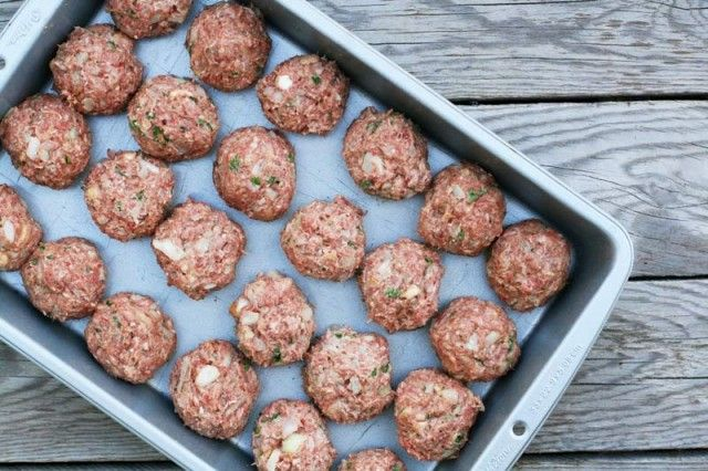 My Norwegian Grandmother S Meatball Recipe Recipe Norwegian Cuisine Norwegian Meatball Recipe Nordic Recipe