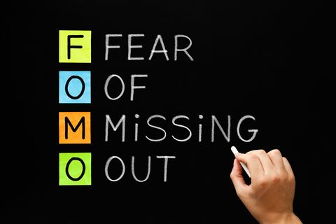 Battle forex fomo the fear of missing out