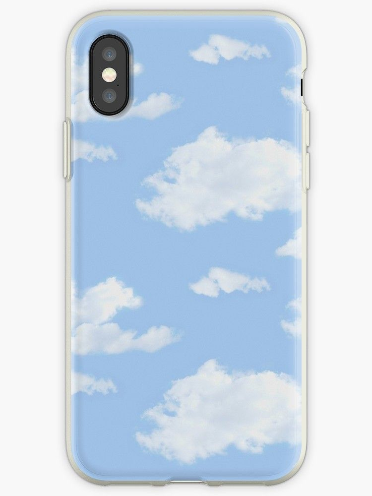 'Blue Skies II' iPhone Case by liminalspaces