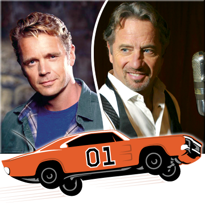 John Schneider & Tom Wopat, Formerly The Dukes -  Saturday, March 2, 2013 at 7:30pm