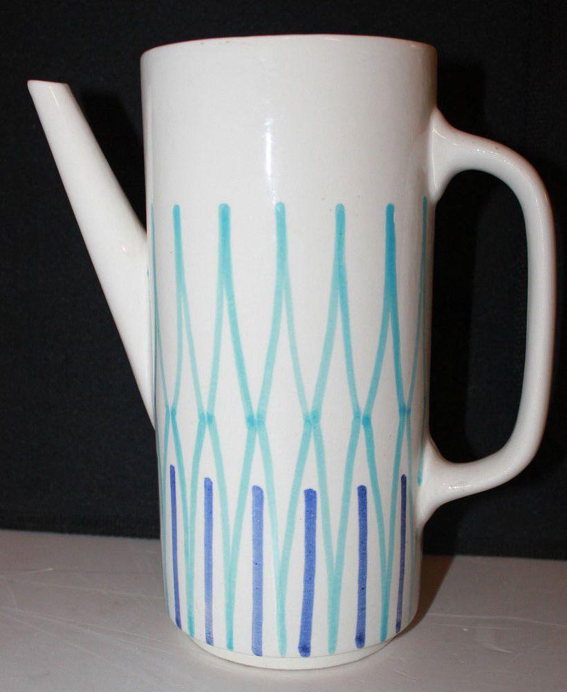 "WOW! Vintage MidCentury Modern Raymor Italy 8.75"" H Vase"