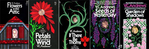 The Flowers In The Attic Generation Grows Up Flowers In The Attic What Book Growing Up