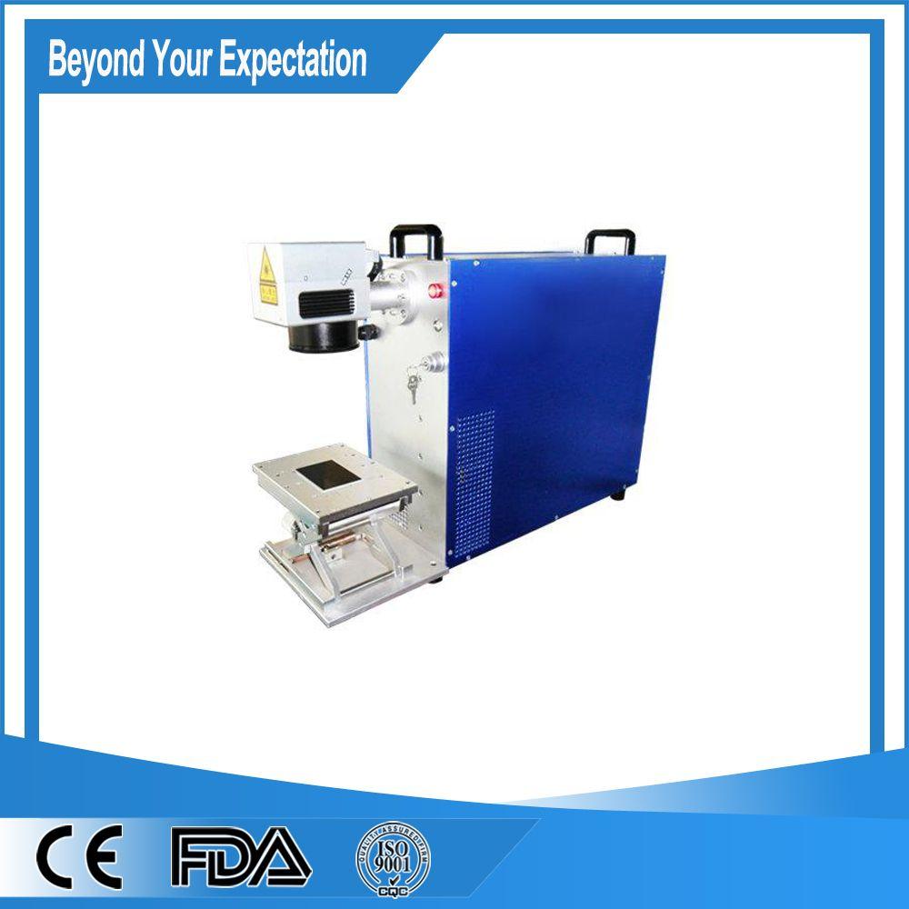 Color Fiber Laser Fiber Laser Hand Held Metal Engraving Machine Writing Machine Metal Engraving Machine Laser Engraving Machine