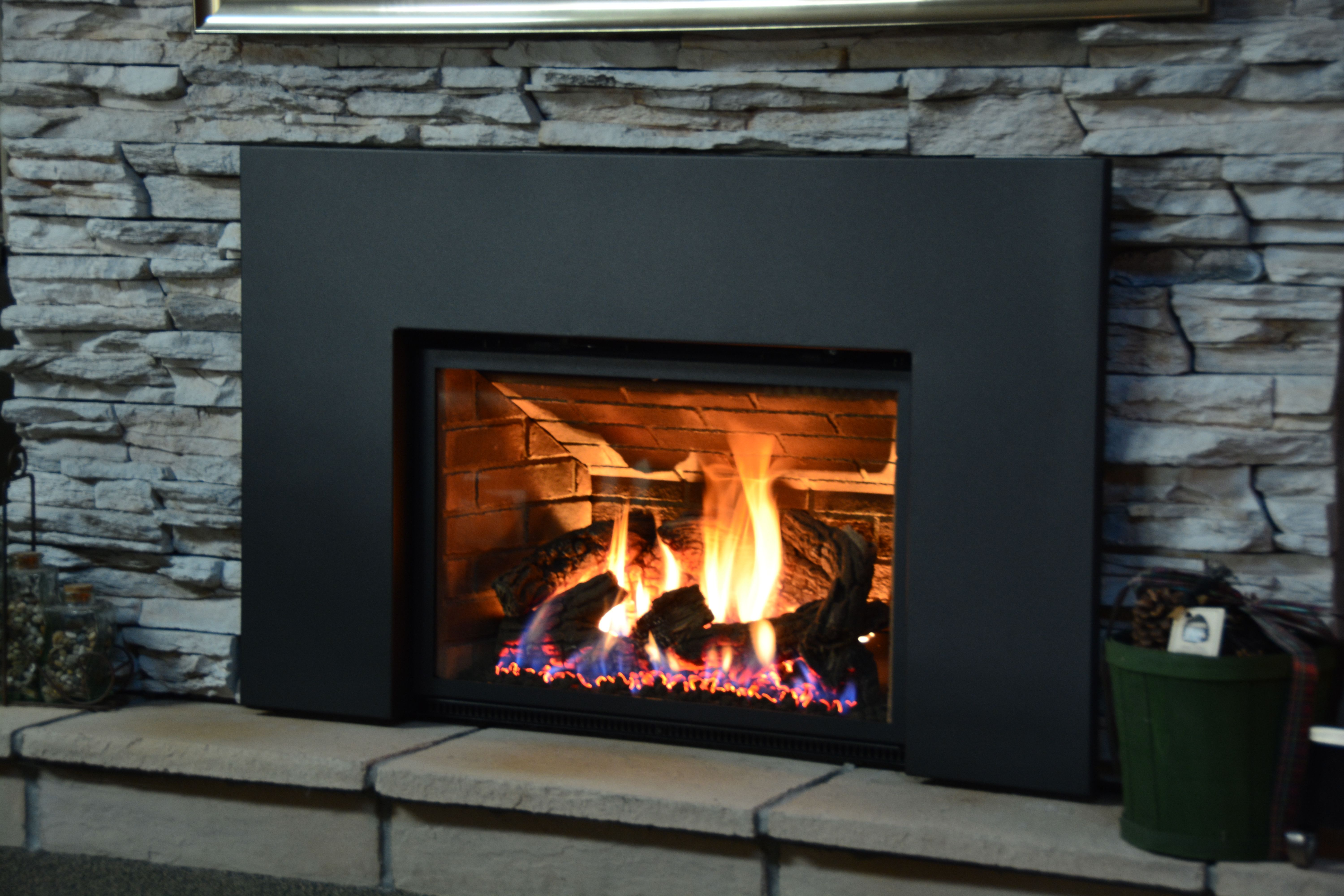 Adding A Fireplace Adding A Fireplace To A House Artificial Fireplace Best Fireplace Fireplace Insert Installation Fireplace Pictures Brick Fireplace Makeover