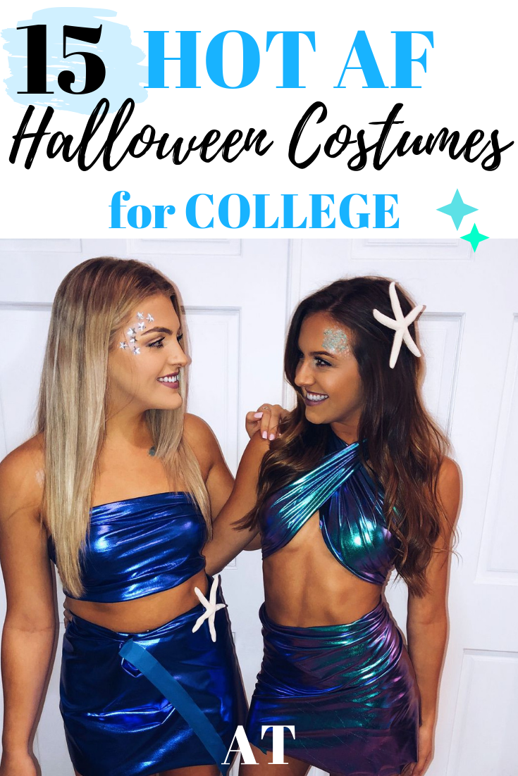 15 Hot AF Halloween Costumes for College