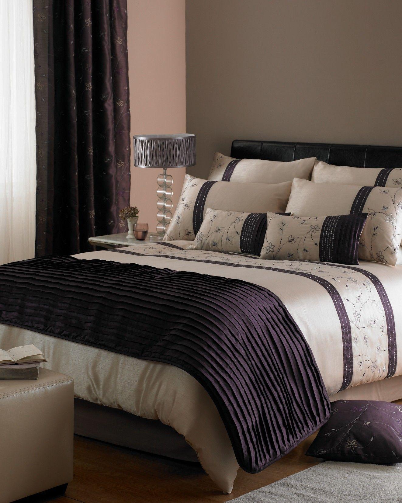 Bed Runner / Throw 95 x 25 In, Luxury bedding, Bed