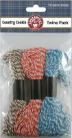 Ruby Rock-It Country Cookin' Twine pack found at fotobella.com