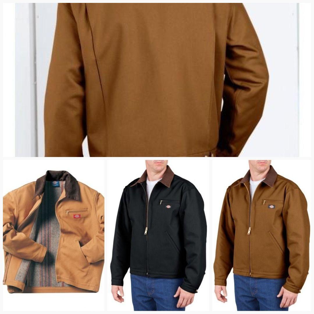 a9553032a Dickies - Duck Blanket Lined Jacket - Item DK-758 ...