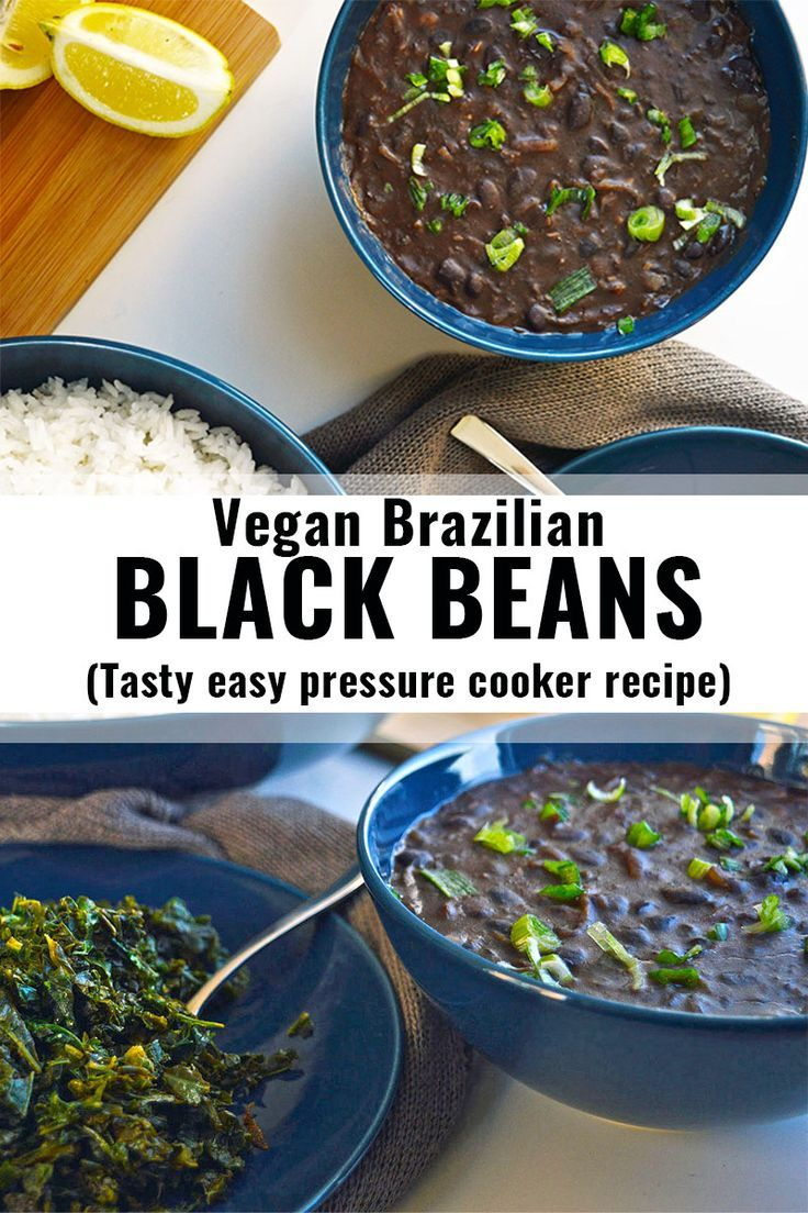Photo of Brazilian Black Beans (Vegetarian Feijoada) – The Fiery Vegetarian
