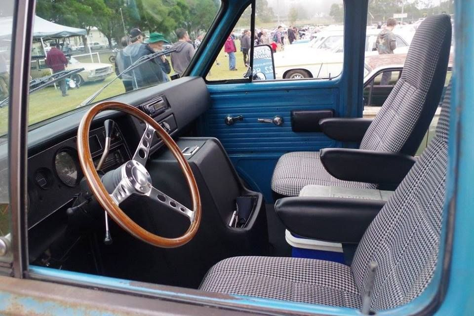 G30 Van Interior With Dark Dash 70s Chevy Vans Gmc Vans Chevy