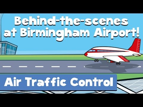 Air Traffic Control (Behind The Scenes At The Airport