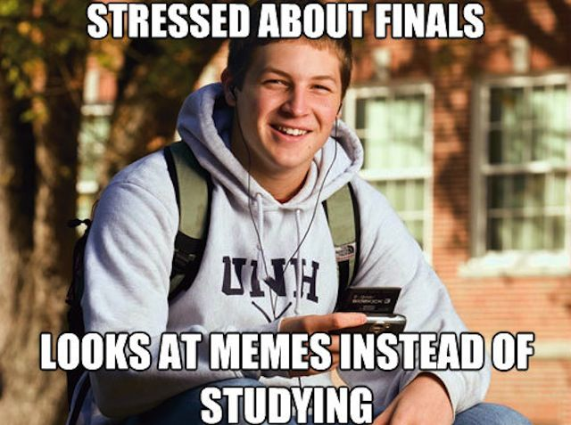 Funny Memes Finals Week : The best of finals memes just being kelli pinterest
