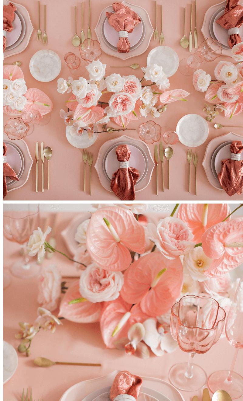 10 ausgefallene Blumendeko Ideen für die Hochzeit - Hochzeitskiste