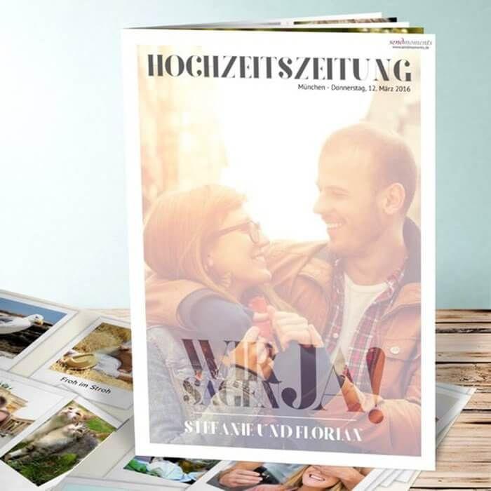 Hochzeitszeitung Texte Ideen: In Nur 5 Schritten Zur Perfekten Hochzeitszeitung! In 2019