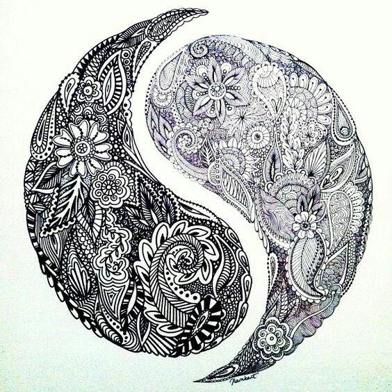 20+ Yin yang tatouage design ideas in 2021